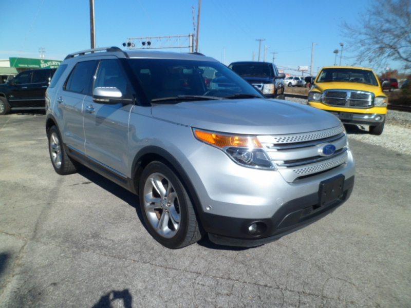 Ford Explorer 2011 price $9,977