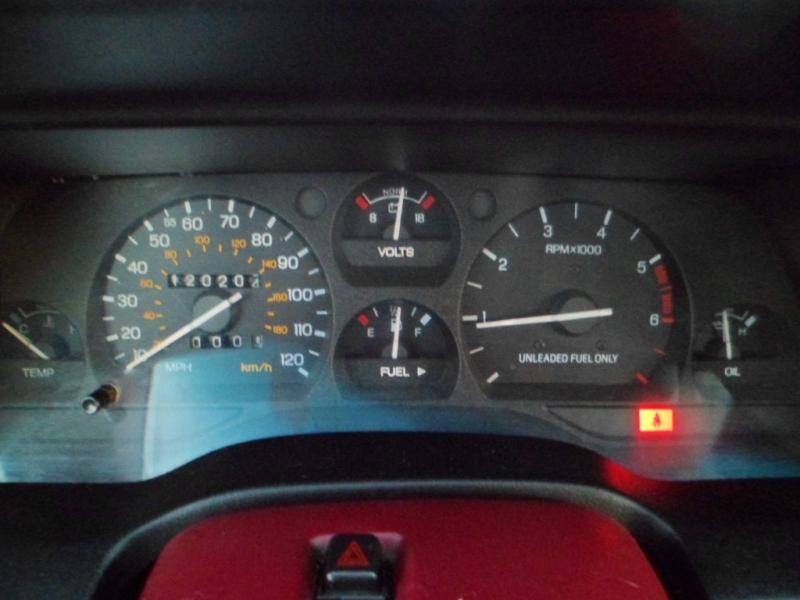Ford Thunderbird 1993 price $1,750