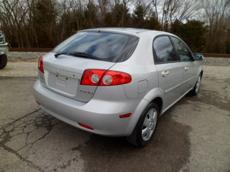 Suzuki Reno 2007 price $2,995