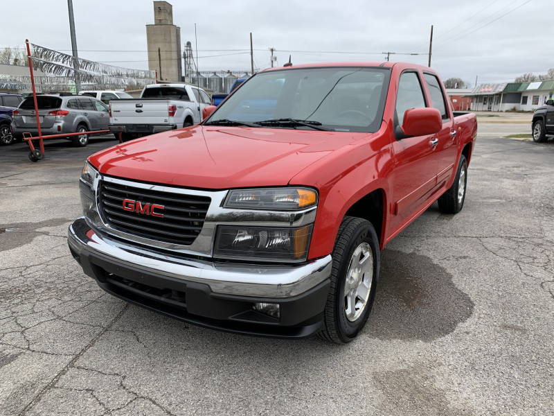 GMC Canyon 2012 price $9,450