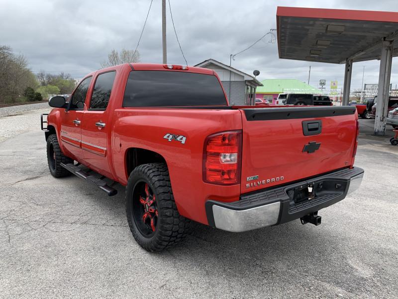 Chevrolet Silverado 1500 2012 price $18,997