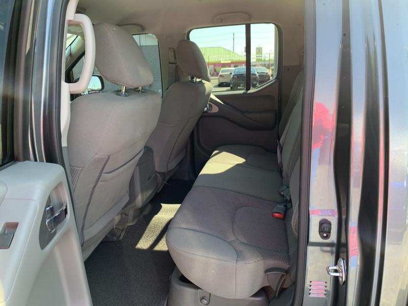 Nissan Frontier 2018 price $16,995