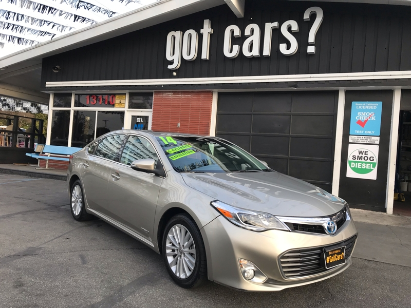 2014 toyota avalon hybrid 4dr sdn limited inventory got cars auto group auto dealership in. Black Bedroom Furniture Sets. Home Design Ideas