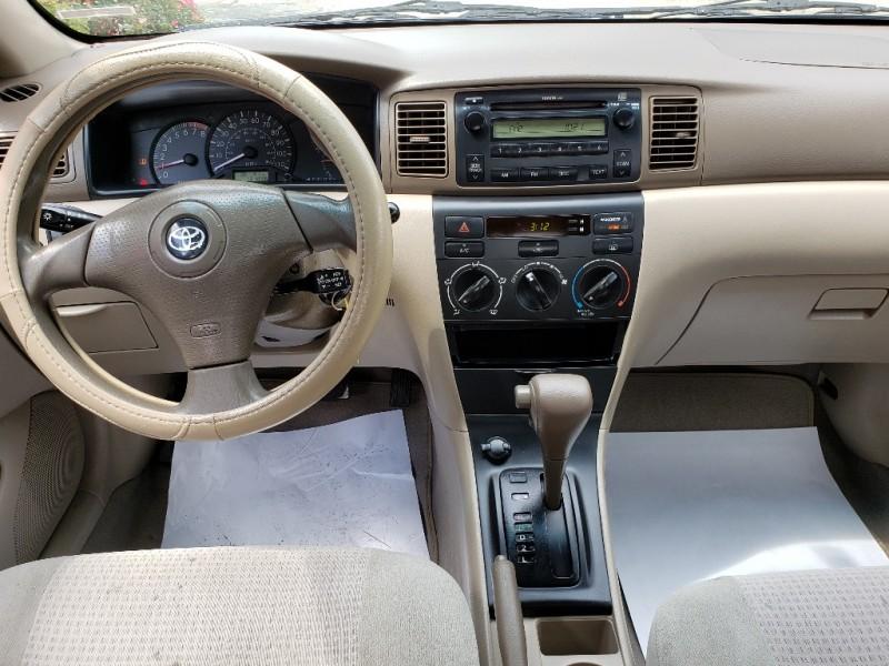 Toyota Corolla 2008 price $5,000