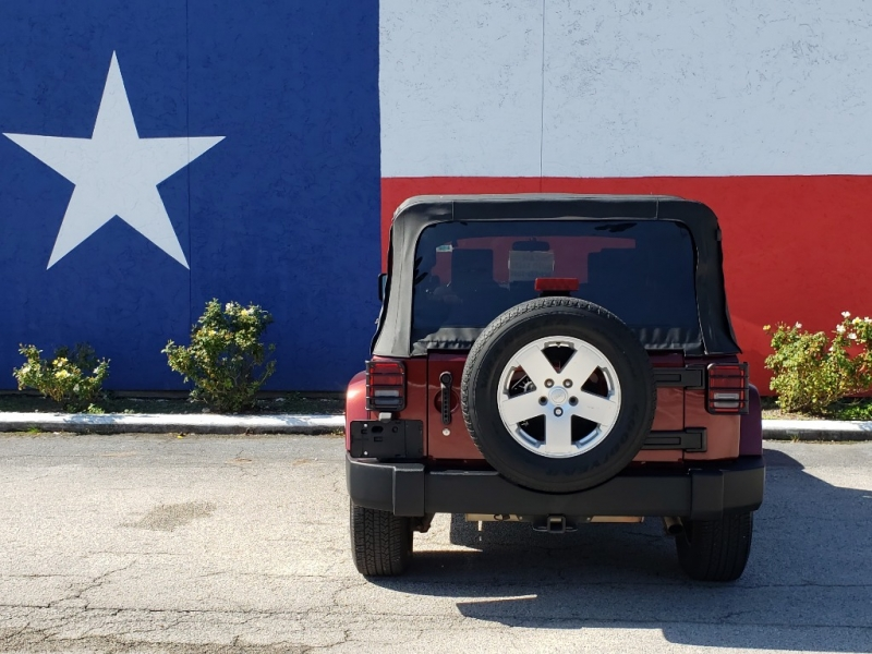 Jeep Wrangler 2007 price $11,500