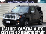 Jeep Renegade Limited Leather Keyless Go 2016