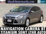 Ford Focus Titanium Hatchback Navigation Sony 2014