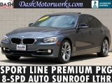 BMW 3-Series 328i Sport Line Premium Package 2014