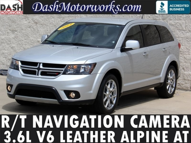 2014 Dodge Journey R/T Navigation Camera Leather