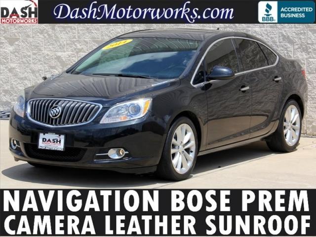 2014 Buick Verano Premium Navigation Leather Camera Bose