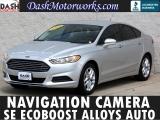 Ford Fusion SE Navigation Camera Ecoboost 2014