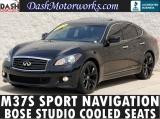 Infiniti M37S Navigation Bose Leather 2013