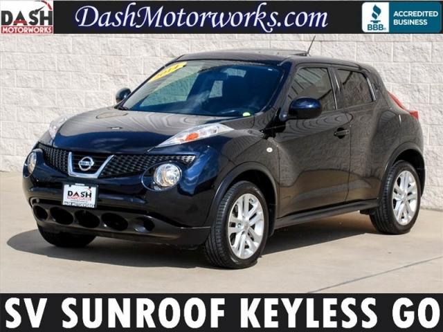 2014 Nissan Juke SV Moonroof Keyless Go Auto