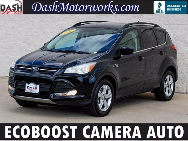 2016 Ford Escape SE Ecoboost Camera