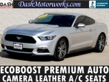 Ford Mustang Ecoboost Premium Leather Spoiler 2016