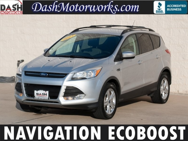 2013 Ford Escape SE Navigation Ecoboost