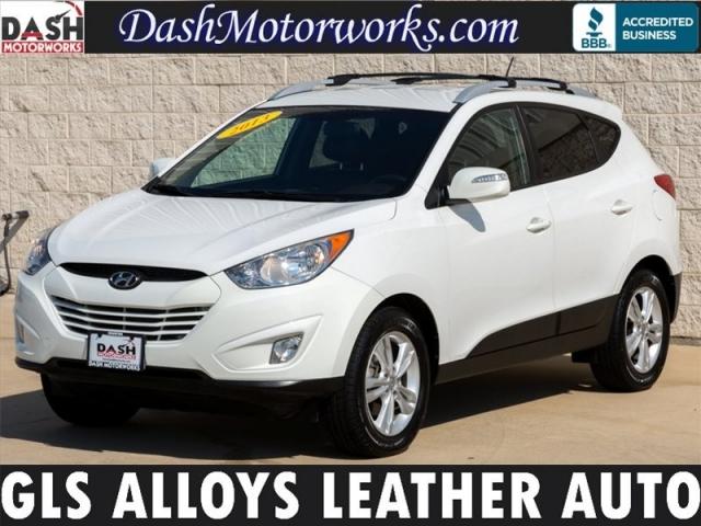 2013 Hyundai Tucson Leather Alloys Auto