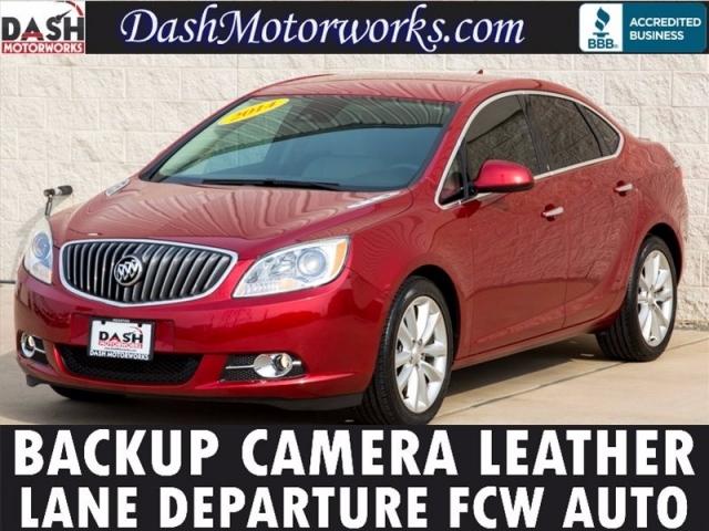 2014 Buick Verano Premium Leather Camera