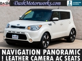 Kia Soul Navigation Panoramic Leather 2015