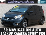 Nissan Versa Note SR Navigation Camera Auto 2016