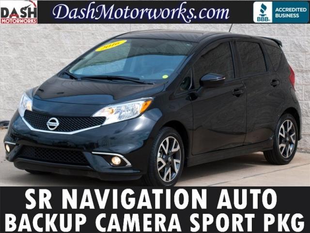 2016 Nissan Versa Note SR Navigation Camera Auto
