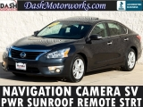 Nissan Altima SV Navigation Camera Moonroof 2013