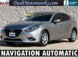 Mazda Mazda3 Hatchback Navigation Auto 2015