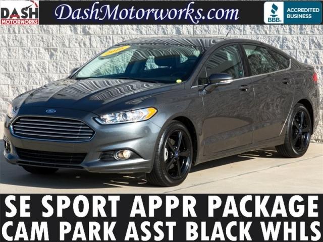 2016 Ford Fusion SE Camera Park Asst