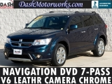 Dodge Journey Navigation DVD Moonroof Leather 7-Pass 2014