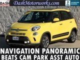 Fiat 500L Navigation Panoramic Beats Auto 2014