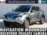 Nissan Juke SV Navigation Moonroof Auto 2017
