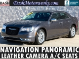 Chrysler 300C Navigation Panoramic Leather Chrome 2016