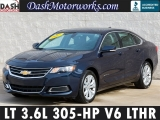 Chevrolet Impala LT V6 305-HP Leather 2017