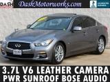 Infiniti Q50 Premium Leather Sunroof Bose 2014