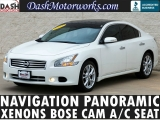 Nissan Maxima SV Premium Navigation Panoramic 2014