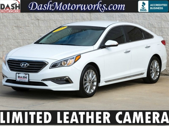 2015 Hyundai Sonata Limited Leather Camera