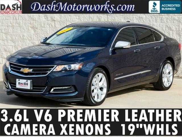2017 Chevrolet Impala V6 Premier 2LZ Sedan