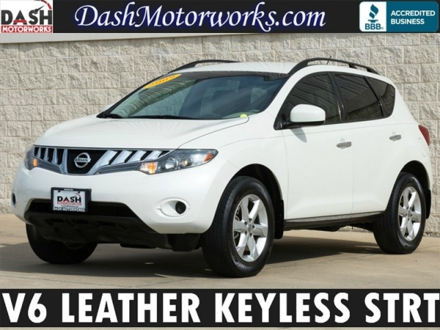 2009 Nissan Murano SL Leather