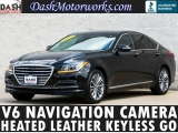 Hyundai Genesis Navigation Camera Leather 2015