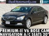 Buick LaCrosse Premium II Navigation Bose 2014