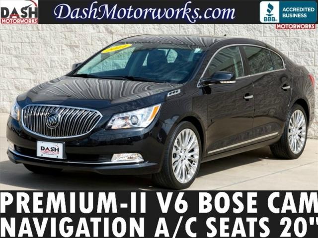 2014 Buick LaCrosse Premium II Navigation Bose