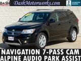 Dodge Journey SXT Navigation 7-Passenger 2014