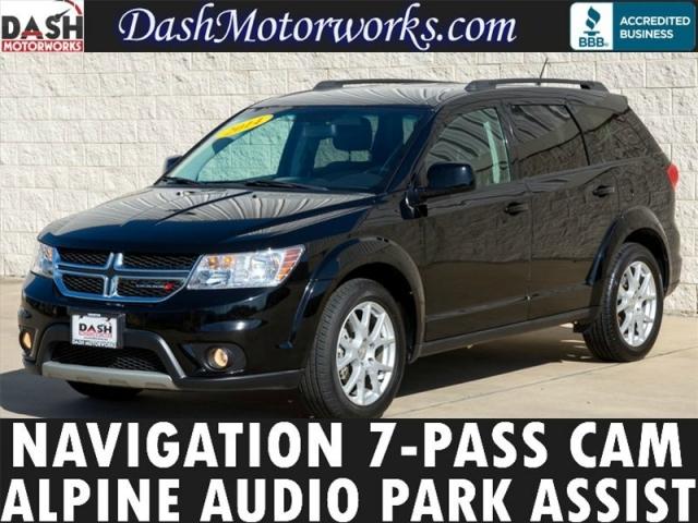 Alpine Texas Auto Sales >> 2014 Dodge Journey Sxt Navigation Camera Alpine 7 Pass Houston
