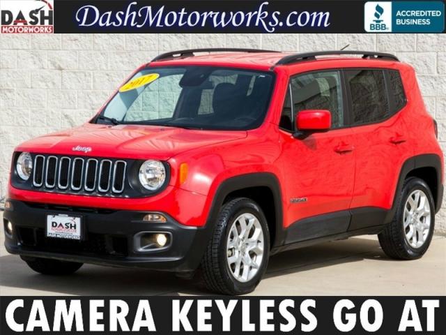 2017 Jeep Renegade Latitude Camera Keyless Go
