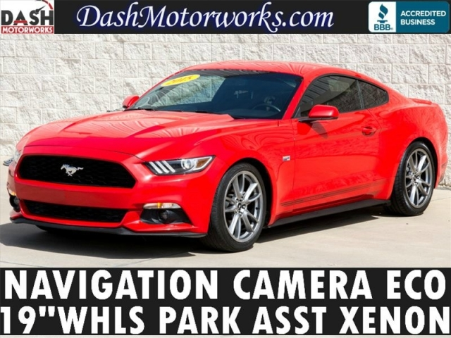 2015 Ford Mustang Ecoboost Navigation Camera Auto