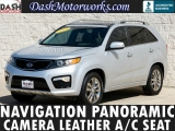 Kia Sorento SX V6 Navigation Panoramic Chrome 7-Pass 2012