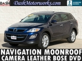 Mazda CX-9 Grand Touring Navigation Sunroof Bose Leather 2011