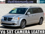Dodge Grand Caravan SXT Leather Camera Blacktop 2017