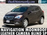 Buick Encore Navigation Leather Sunroof Camera 2015