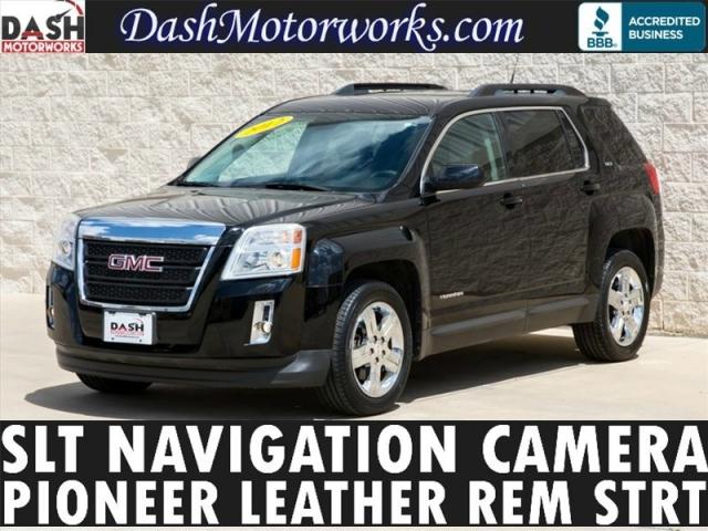 2012 GMC Terrain SLT Navigation Leather Camera Pioneer